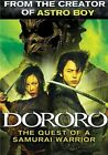 Dororo 0025195041164 DVD Region 1 P H