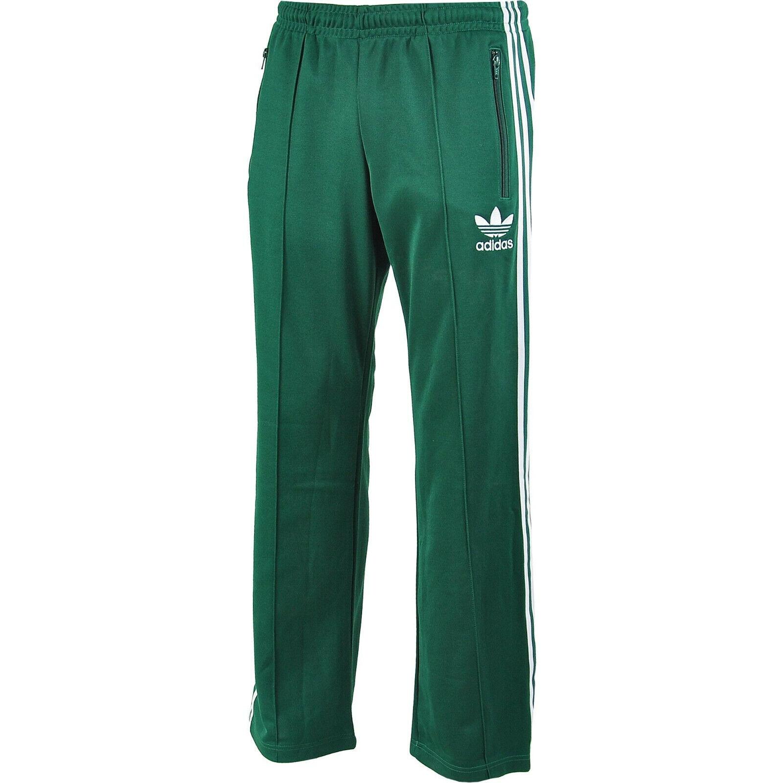 Adidas Europe Pantalon [ Gr. XXS M] Homme Jogging Survêtement Vert Neuf &