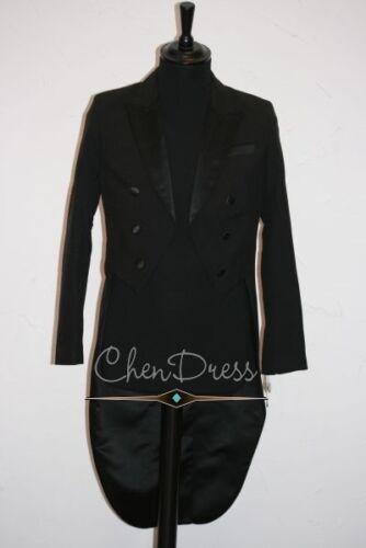 ChenDress Damen Frack Schwalbenschwanz  Hochzeitsanzug Damenanzug WEISS  NEU