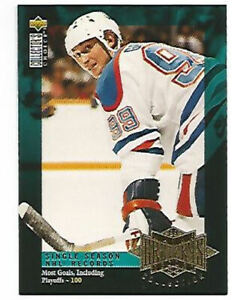 1995-96-Upper-Deck-Gretzky-Collection-G8-Most-Goals-in-One-Season-NM-MT