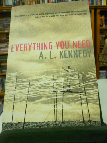 1 of 1 - Everything You Need by A. L. Kennedy (Paperback, 2000)