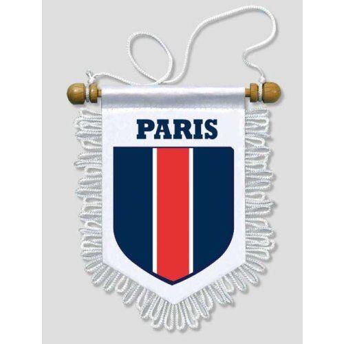 FANION VOITURE PARIS PARIS PARIS - 13 X 15 CM - BLASON ECUSSON FOOT 425513