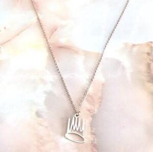 New J Cole Born Sinner Crown Rose Gold Necklace Ebay