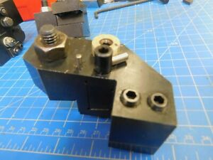 Hardinge AHC-24 Tool Holder with Nuts /& Bolts