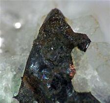 Chalcocite On Quartz Mt Gunson, Sth Australia, Australia (175818) mineral gem