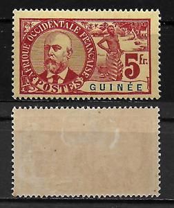 GUINEE-Col-Francaise-Type-034-BALAY-034-NEUF-47-Maury-C-75-eu-TTB-MLH