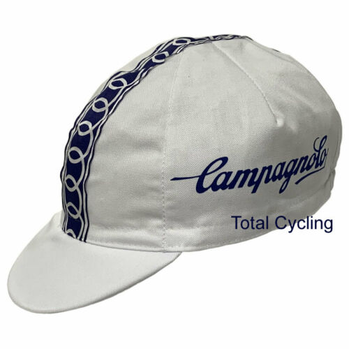 Campagnolo Retro Vintage Cotton Cycling Cap