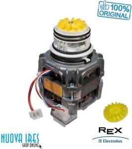 Details zu MOTOPOMPA DI LAVAGGIO PER LAVASTOVIGLIE REX-ELECTROLUX FILI 3+2  50273432000