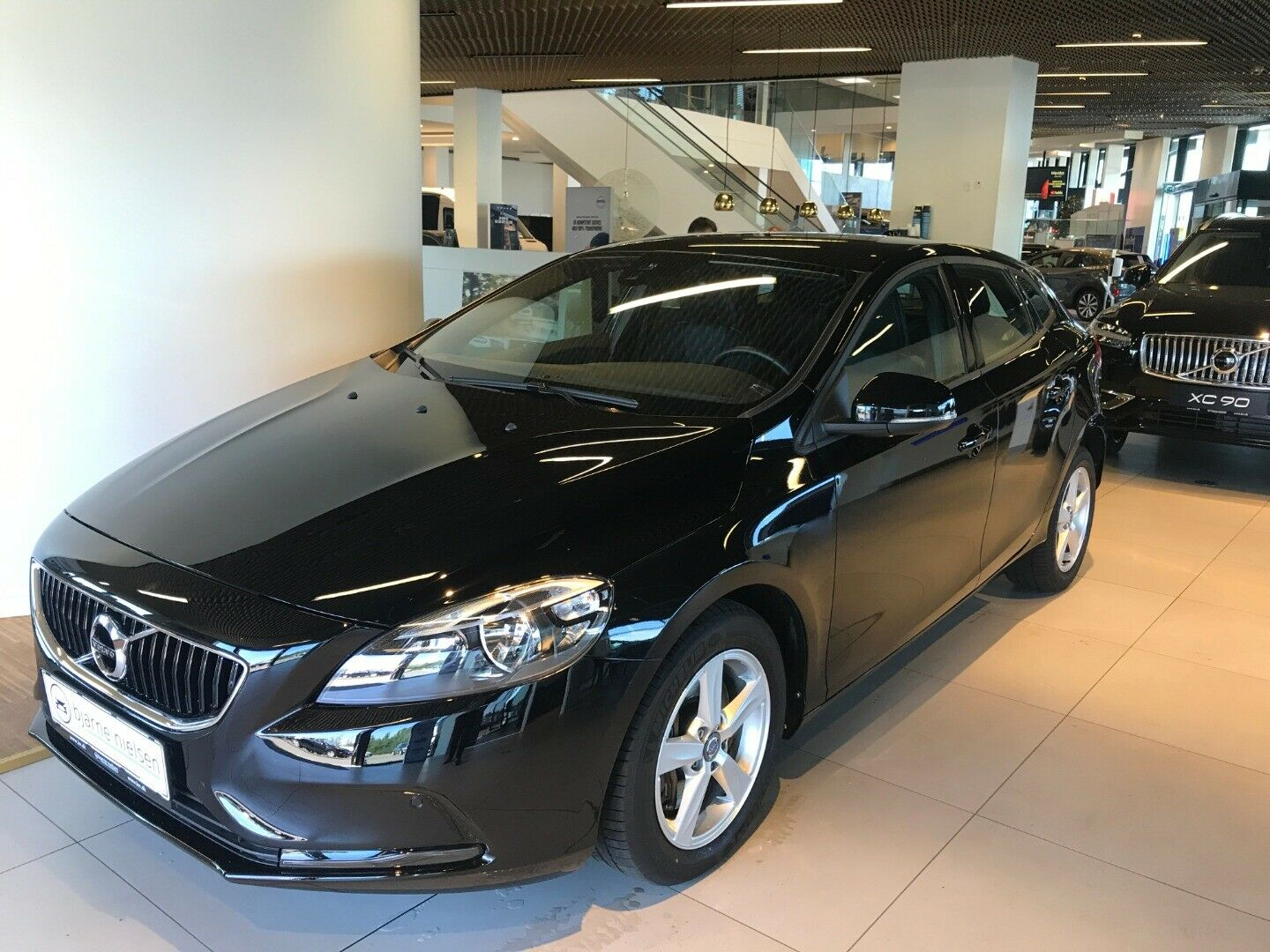 Volvo V40 2,0 D2 120 Kinetic aut.