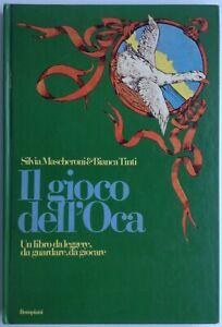 Grande-Libro-034-Il-Gioco-dell-039-oca-034-stampe-antiche-giochi-x-tavolo-143-pag-cm-25x37