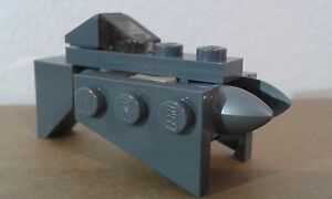 LEGO STAR WARS micro GENERAL GRIEVOUS STARFIGHTER (9509 #20) ; Rare