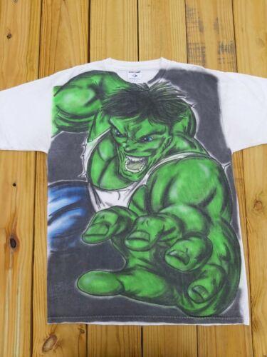 Marvel Comics 2003 Custom Airbrush Incredible Hulk