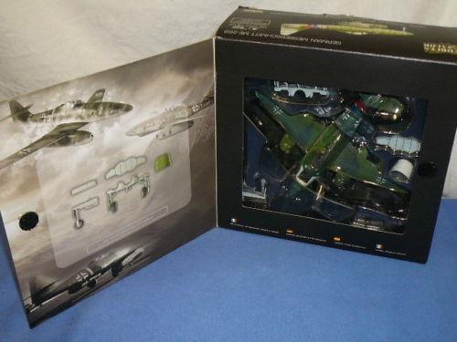 gran selección y entrega rápida Code to safe  Forces of valor 85089 - - - 1 72 - Messerschmitt ME-262 Fertigmodell-OVP -  grandes ahorros