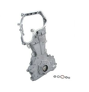 new front engine oil pump cover rock fits nissan altima