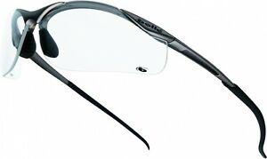 Image is loading Bolle-Contour-Safety-Glasses-Spectacles-Clear-Lens-CONTPSI 2d64af9edee9