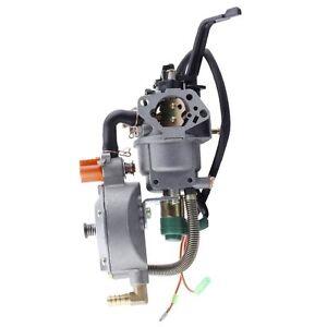dual fuel lpg conversion kit manual carburetor for honda gx270 rh ebay com Honda GX270 Governor Adjustment GX270 Honda 9.0 Rebuild Kit
