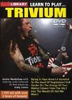 Lick Library Learn to Play Trivium 5060088823392 DVD Region 2