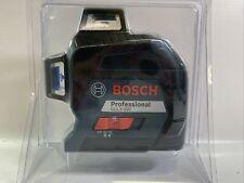Bosch Gll3 300 200 Ft Self Leveling 3 Plane Cross Line Laser Level