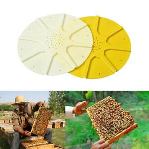 8-Ways-Creative-Bee-Escape-Beehive-Exit-Cover-Disc-Type-Bee-Box-Nest-Door-HOT