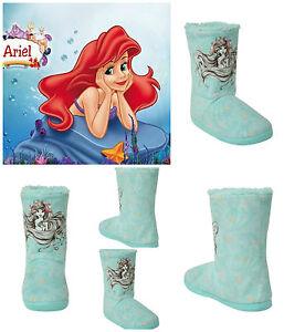 Detalles acerca de Nuevo Con Etiquetas Disney Ariel Sirenita Sketch Slipper Arranque Sm Gran Xlarge Hot Topic mostrar título original