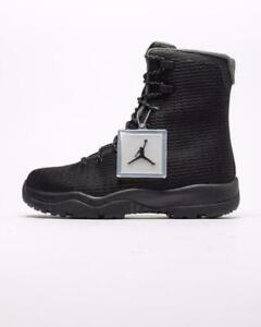 dfdf5bca307255 Nike Men s Air Jordan Future Boot Triple Black 854554-002 size 10.5 ...