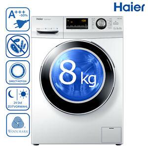Waschmaschine-Frontlader-A-8-kg-Haier-HW80-B14636-1-400-U-min