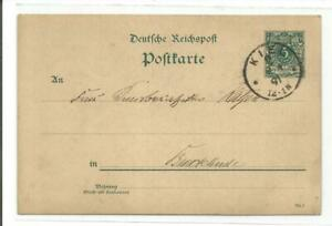 73268-1897-GA-DR-5-Pfg-Kiel-12-1-N-Buxtehude