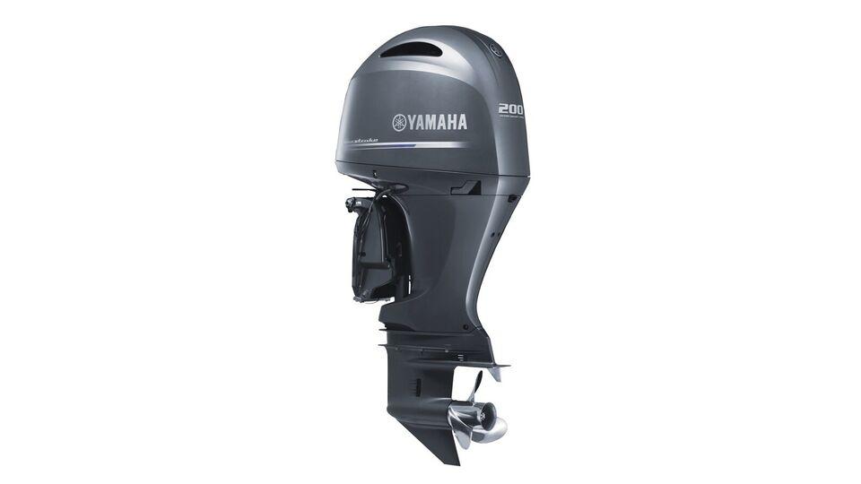 Yamaha påhængsmotor 200 HK