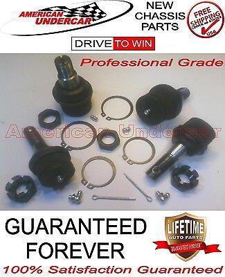 LIFETIME Upper & Lower 4 Ball Joint Kit for Ford F250 F350 4x4 Super Duty  99-16 | eBay