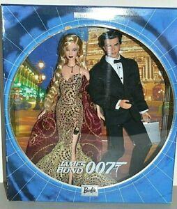 2002-Collector-Edition-JAMES-BOND-007-KEN-amp-BARBIE-Giftset