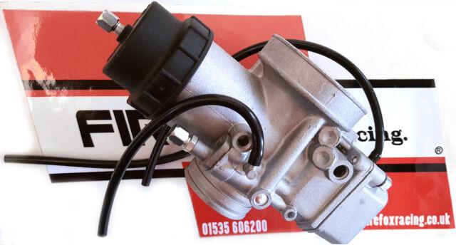 Aprilia RS125 RS 125 >> 2005 34mm DELLORTO Conjunto De Carburador Rotax 122 &