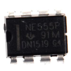 50PCS-NE555P-NE555-DIP-8-SINGLE-BIPOLAR-TIMERS-IC-G8K1