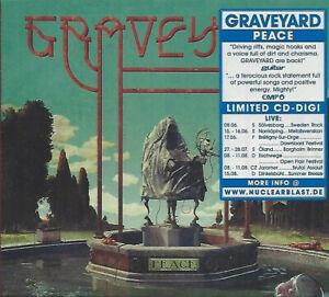 Graveyard - Peace [New & Sealed] CD