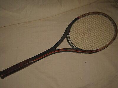 Vintage Racquetball Racquet  Green Racquet  1980s  Trenway Brand  Made in San Diego  Metallic Green  Marked COBRA  Tennis Racket