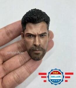 1-6-THOR-Chris-Hemsworth-Head-Sculpt-Avengers-pour-Hot-Toys-PHICEN-TBL-Figure
