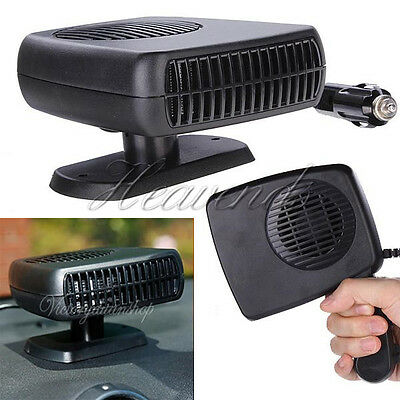 12V 150W 2 in 1 Auto Car Dryer Heater Cooler Fan Demister Defroster Hot & Cold