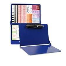 New Listingwhitecoat Clipboard Vertical Blue Medical Edition Nursing Clipboard