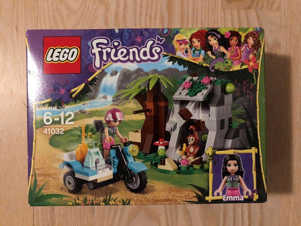 Lego Friends, 41032 First Aid Jungle Bike