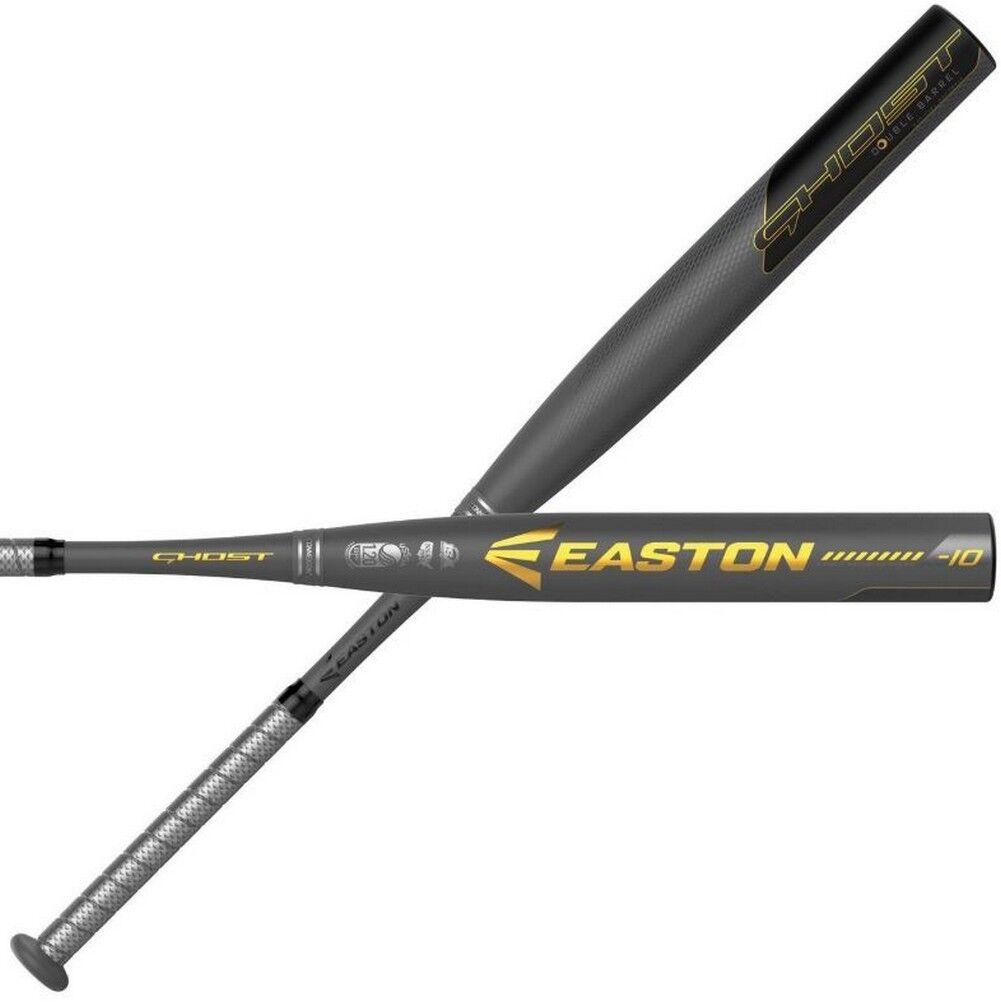 Easton Ghost Womens Fastpitch Softball Bat Ghost USSSA -10 FP19GHU10 (30 -20oz)