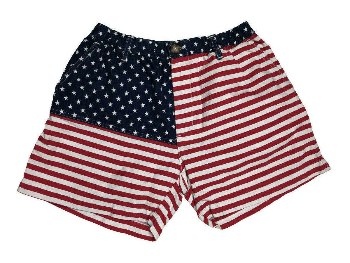 888e91e2c2 Chubbies American Flag 4th July Men's Size Medium shorts of ...