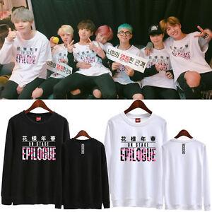 BTS KPOP SWEATER PULLOVER EPILOGUE Young Forever BANGTAN BOYS JUNGKOOK JIMIN V