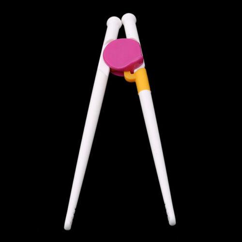 Children Toddler Kids Training Chopsticks Right Learning Chopsticks Aid Tools RE