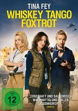 WHISKEY TANGO FOXTROT   DVD NEU  MARTIN FREEMAN/MARGOT ROBBIE/+