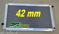 Aluminum Radiator For Subaru Legacy Bc5/bj5/ Bf5 Ej20 1989-2002 Mt