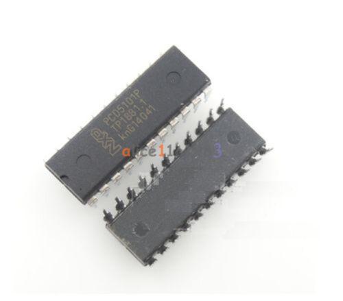 10PCS PCD5101 PCD5101P PHILIPS DIP22 IC