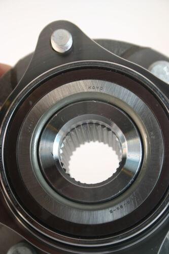 2005-2015 Tacoma 4x4 2 complete KOYO Front Wheel Hub  bearing assembly 1 pair
