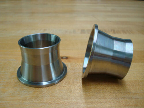 ANTI REVERSION CONES FOR EXHAUST PIPES POWER AND TORQUE