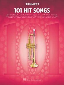 101 Chansons à Succès Pour Trompette Instrumental Folio Livre Neuf 000197185-afficher Le Titre D'origine RafraîChissement