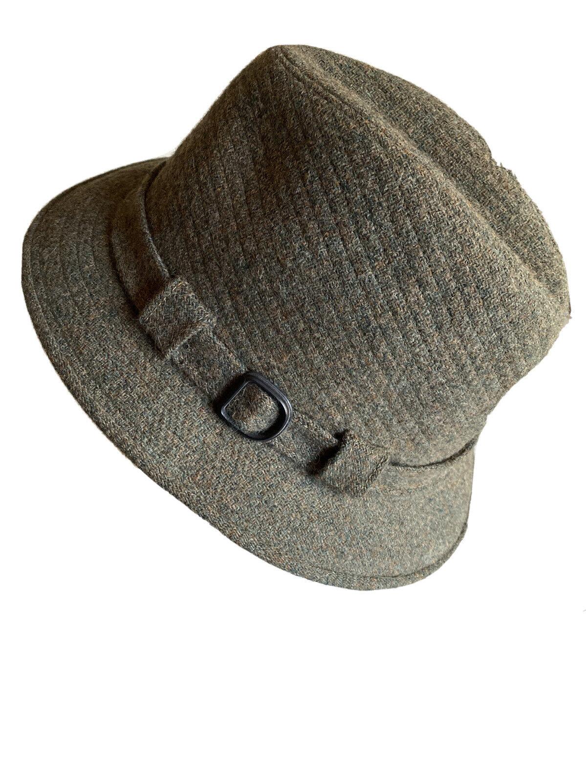 World's Best 100% Wool Vintage 1950's Green Fedor… - image 1