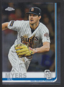 Topps-Chrome-2019-153-Wil-Myers-San-Diego-Padres